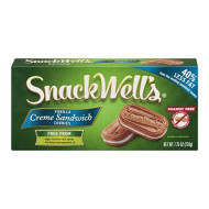 Snackwells, Cookie Sndwch Vnla Crm, 7.75 Oz, (Pack Of 12)