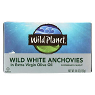 Wild Planet, Anchovy White W Evoo, 4.375 Oz, (Pack Of 12)
