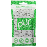 Pur Gum, Gum Spearmint 60Pc, 2.82 Oz, (Pack Of 12)
