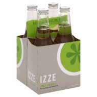 Izze Beverage, Juice 4Pk Sprkl Apple, 48 Fo, (Pack Of 6)