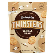 Mrs Thinsters, Cookie Thin Cake Batter, 4 Oz, (Pack Of 12)