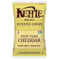 Kettle Foods, Chip Pto Ny Chdr Herb, 8.5 Oz, (Pack Of 12)
