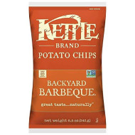 Kettle Foods, Chip Pto Backyard Bbq, 8.5 Oz, (Pack Of 12)