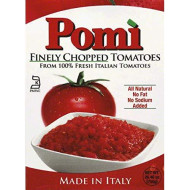 Pomi, Tomato Chopped Finely, 26.46 Oz, (Pack Of 12)