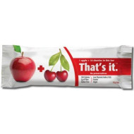 Thats It, Fruit Bar Apple Cherry, 35 Gm, (Pack Of 12)