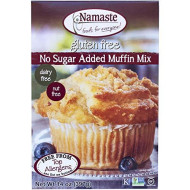 Namaste Foods, Mix Muffin Wfgfdf Sf, 14 Oz, (Pack Of 6)