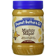 Peanut Butter & Co, Peanut Bttr Mghty Maple, 16 Oz, (Pack Of 6)