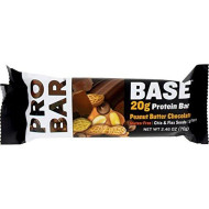 Probar, Bar Core Protein Pnut Bttr, 2.46 Oz, (Pack Of 12)