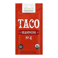 Riega, Ssnng Mix Taco Org, 0.9 Oz, (Pack Of 8)