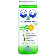 C20, COCONUT WTR & PULP, 17.5 OZ, (Pack of 12)
