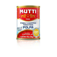 Mutti, Tomato Polpa Finely Chppd, 14 Oz, (Pack Of 12)
