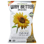 Way Better Snacks, Chip Mltigrn Sunny, 5.5 Oz, (Pack Of 12)
