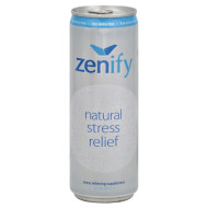 Zenify, Bev Stress Relief Ntrl, 12 Fo, (Pack Of 12)