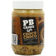 Pb Crave, Peanut Butter Choco Choco, 16 Oz, (Pack Of 6)