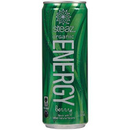 Steaz, Energy Bev Berry, 12 Fo, (Pack Of 12)