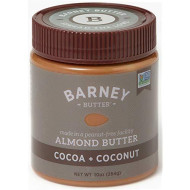 Barney Butter, Nut Bttr Almnd Cocoa & Cc, 10 Oz, (Pack Of 6)