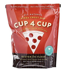 Cup 4 Cup, Mix Pizza Crust, 507 Gm, (Pack Of 6)