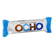Ocho Candy, Candy Bar Ccnut Org, 1.4 Oz, (Pack Of 12)