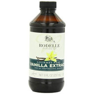 Rodelle, Extract Vanilla, 8 Oz, (Pack Of 12)