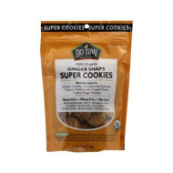 Go Raw, Cookie Super Gngr Snap Org, 3 Oz, (Pack Of 12)