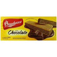 Bauducco, Cookie Wafer Choc, 5.82 Oz, (Pack Of 18)