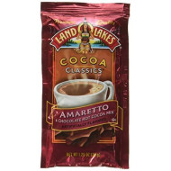 Land O Lakes, Mix Cocoa Clsc Amaretto, 1.25 Oz, (Pack Of 12)