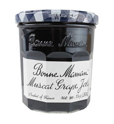 Bonne Maman, Jelly Muscat Grape, 13 Oz, (Pack Of 6)