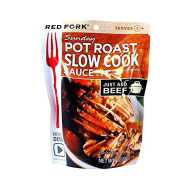 Red Fork, Sauce Ssnng Pot Roast, 8 Oz, (Pack Of 6)