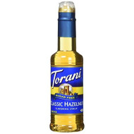 Torani, Syrup Sf Hzlnut, 12.7 Fo, (Pack Of 4)