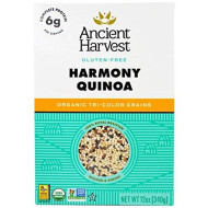 Ancient Harvest, Quinoa Gf Harmony Org, 12 Oz, (Pack Of 12)