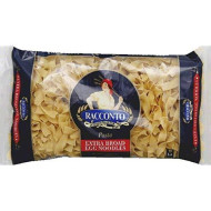 Racconto, Noodle Egg Xbroad, 12 Oz, (Pack Of 12)