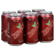 Zevia, Soda Dr Zevia Diet Natrl, 72 Fo, (Pack Of 4)