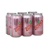 Zevia, Soda Strwbry 6Pk, 72 Fo, (Pack Of 4)
