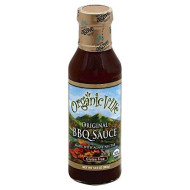 Organicville, Sauce Bbq Original, 13.5 Oz, (Pack Of 6)