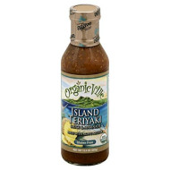 Organicville, Sauce Teriyaki Island, 13.5 Oz, (Pack Of 6)