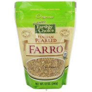 Natures Earthly Choice, Farro Italian, 14 Oz, (Pack Of 6)