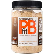 Pb Fit, Pb Fit Chocolate, 8 Oz, (Pack Of 6)