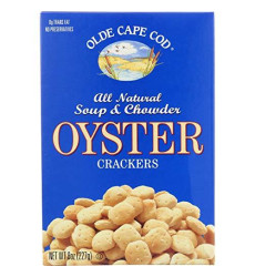 Olde Cape Cod, Cracker Oyster, 8 Oz, (Pack Of 12)