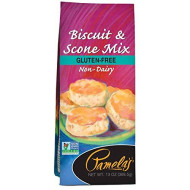Pamelas, Mix Gf Biscuit & Scone, 13 Oz, (Pack Of 6)