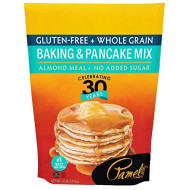 Pamelas, Mix Pancake Baking Wf Gf, 64 Oz, (Pack Of 3)