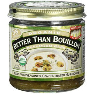 Better Than Bouillon, Base Mushroom, 8 Oz, (Pack Of 6)