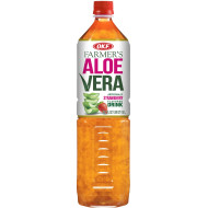OKF Farmers Aloe Drink (Strawberry) - 1.5Lt / 12