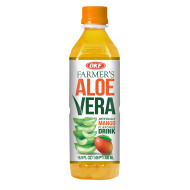 OKF Farmers Aloe Drink (Mango) - 500ml/ 20