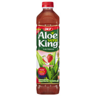 OKF Aloe Vera King (Strawberry) - 1.5Lt/ 12