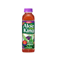 OKF Aloe Vera King (Grape) - 500ml/ 20