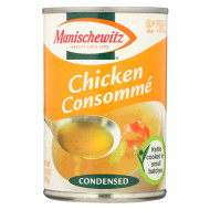 Manischewitz Soup Clear Chicken - Case Of 12 - 10.5 Fl Oz.