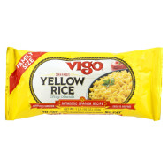 Vigo Yellow Rice - Case of 12 - 16 oz.