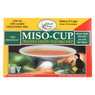 Edward and Sons Original Miso - Cup - Golden - Case of 12 - 2.5 oz.