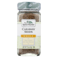 Spice Hunter Caraway Seeds - Dutch - Case of 6 - 1.9 oz