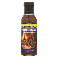 Walden Farms Barbecue Sauce - Original - Case Of 6 - 12 Oz